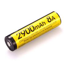 Аккумулятор Nitecore 18650 Li-ion PCB 2900 mAh (-40°C) 4А