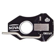 Полочка Decut Nova Black для классического лука