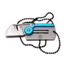 Нож шейный Steel Claw Жетон