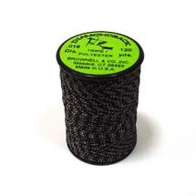 Нить обмоточная Brownell Serving Thread Diamodback 0,018, Black