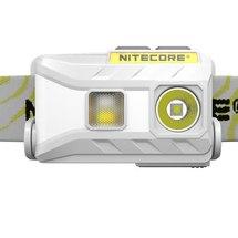 Фонарь налобный Nitecore NU25, White