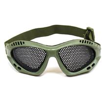 Очки защитные Tacgear Netting сетчатые, Olive