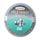 Пули свинцовые Люман Field Target 5,5 мм (250 шт)