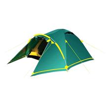 Палатка Tramp Stalker V2 2-x местная, Green