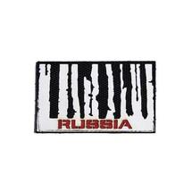 Патч SP маска Russia-березы,Black/White