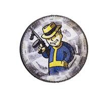 Патч SP печать Fallout boy