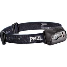 Фонарь налобный PETZL Actik core, Black