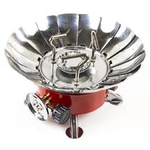 Плита газовая Tourist Tulpan-S TM400 с ветрозащитой