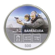 Пули свинцовые Borner Barracuda 4.5 мм (500 шт)