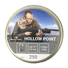 Пули свинцовые Borner Hollow Point  4.5 мм (250 шт)