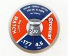 Пули Crosman Premier Wadcutter 4,5 мм 0.50 г (500 шт)
