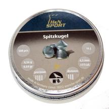 Пули H&N Spitz Kugel 4,5 мм 0.56 г (500 шт)