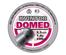 Пули Квинтор Домед 5,5 мм 1.0 г (200 шт)