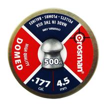 Пули свинцовые Crosman Domed 4,5 мм (500 шт)
