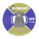 Пули Crosman Silver Eagle WC 4,5 мм 0.31 г (250 шт)