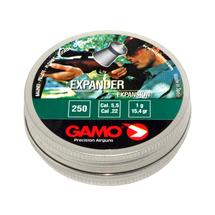 Пули свинцовые Gamo Expander 5,5 мм (250 шт)
