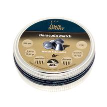 Пули свинцовые H&N Baracuda Match 4,5 мм (500 шт)