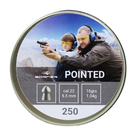 Пули свинцовые Borner Pointed Pro 5.5 мм (250 шт)