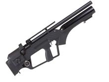 Винтовка пневматическая Hatsan PCP Bullmaster cal 5.5, Black