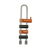 Спусковое устройство Vertikal Решетка, комбинированная