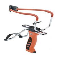 Рогатка Man Kung SL06 с упором и магазином, Orange