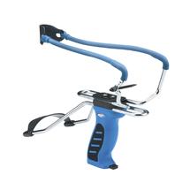 Рогатка Man Kung SL06 с упором и магазином, Blue