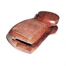 Накладка рукоятки ИЖ-79 ореховая