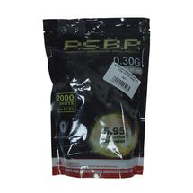 Шары G&G BBs 0.30 х 2000, Grey