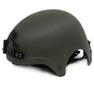 Шлем тактический IBH Helmet реплика NVG, Oliv