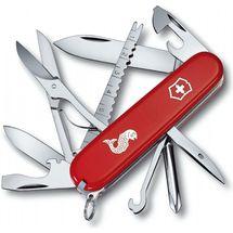 Нож складной Victorinox Fisherman 91 мм, Red