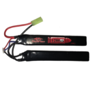 Аккумулятор StormPower LiPo 7,4 V 1200 mAh 20C двухлепестковый