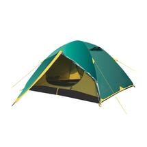 Палатка Tramp Nishe V2 2-x местная, Green