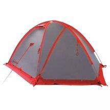 Палатка Tramp Rock V2 3-x местная, Grey