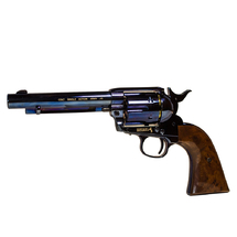 Револьвер пневматический Umarex Colt SAA 45 BB, Blued