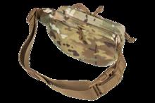 Поясная сумка-кобура Wartech UP-116, Multicam