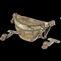 Поясная сумка Wartech UP-117 универсальная, Coyote