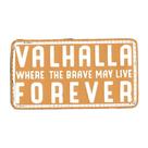Патч SP печать Valhalla, Yellow
