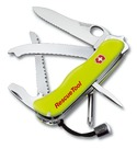 Нож складной Victorinox Rescue Tool 111 мм, Yellow