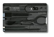 Инструмент карта Victorinox SwissCard Classic, Black