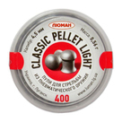 Пули Люман Classic Pellets Light 4,5 мм 0.56 г (400 шт)