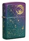 Зажигалка Zippo 49448 Starry Sky Design, Iridescent