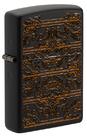 Зажигалка Zippo 49572 Circuit Pattern, Black Matte