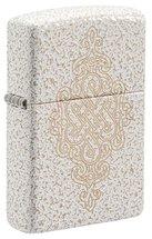 Зажигалка Zippo 49599 Lucky Knot Design, Mercury Glass